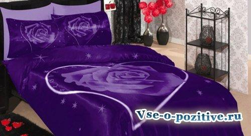 Кровать по фен шуй