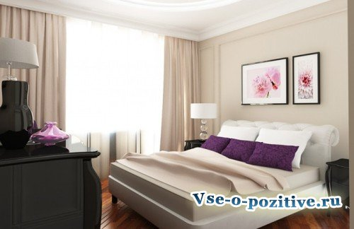 Спальня по фен - шуй