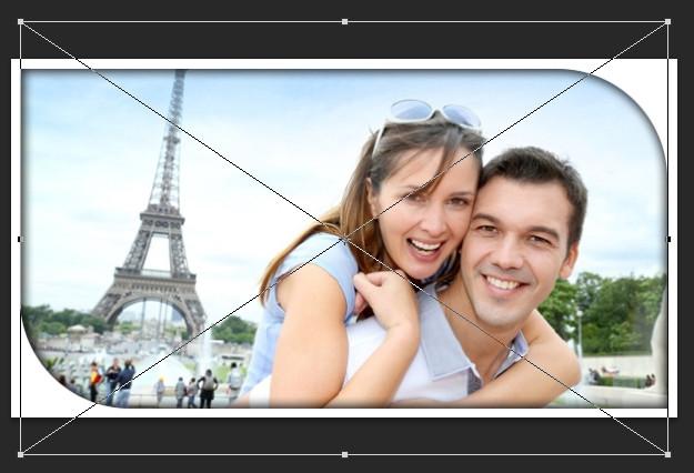 Как сделать позитивный мотиватор в фотошопе