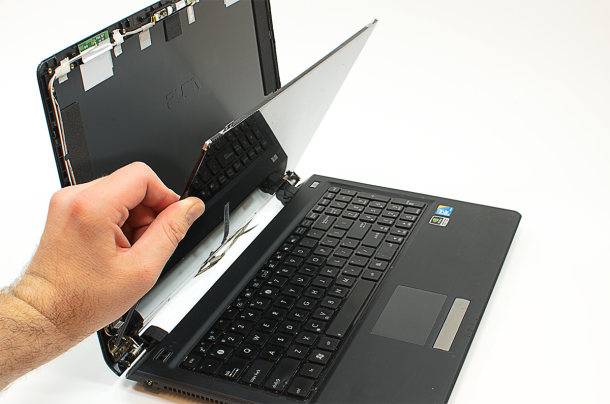 Самые распоространенные неисправности в современных ноутбуках