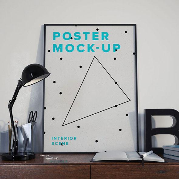 mockup-файлов фото-рамок
