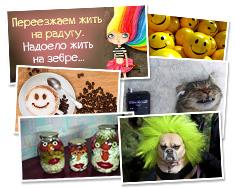 Фото и картинки для поднятия настроения (21 фотография)