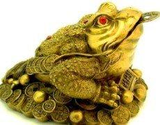 Фен-шуй жаба