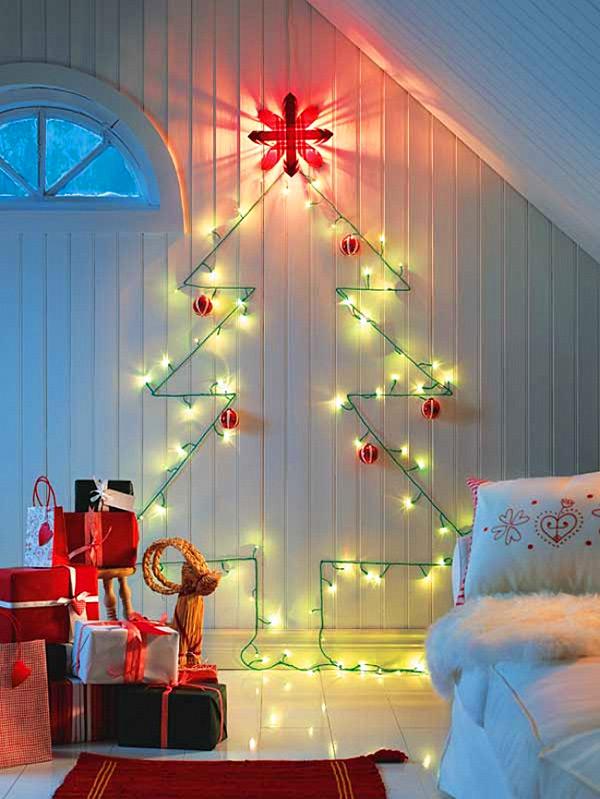 20 идей для оригинального оформления новогодней елки