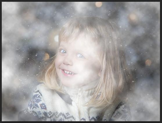 Новогодняя рамка для фотошопа. Подробный урок
